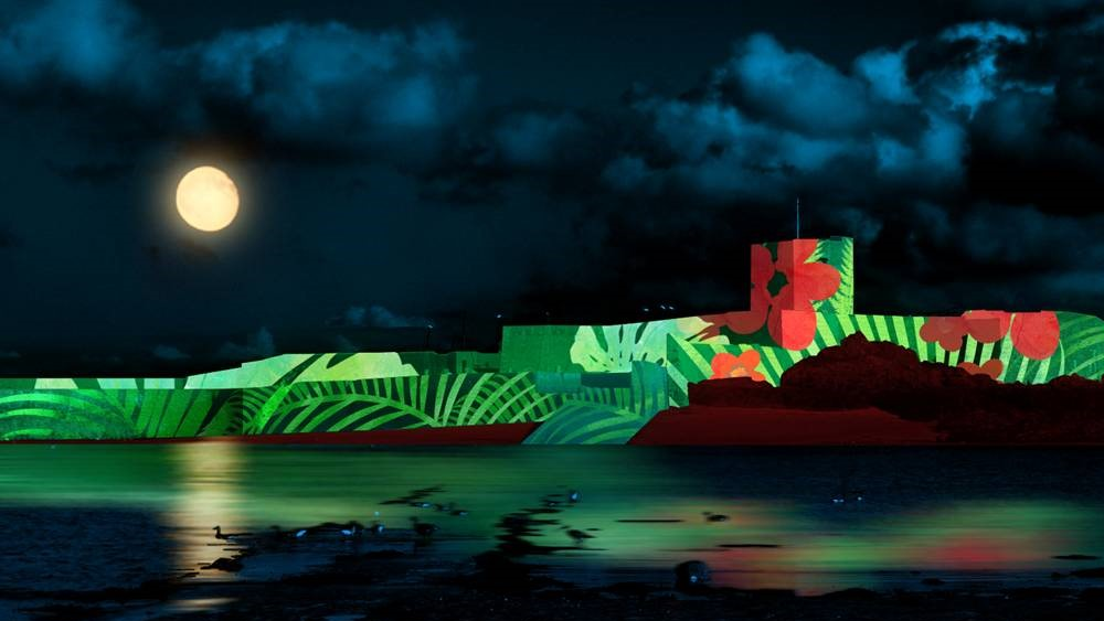 Projection Mapping GDA Blog